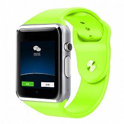 NEOGO SmartWatch AS1, okosóra, zöld