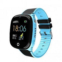 NEOGO SmartWatch AW11, okosóra gyerekeknek, kék