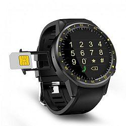 NEOGO SmartWatch F1, okosóra, fekete