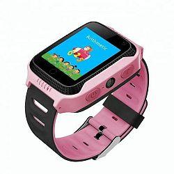 NEOGO SmartWatch G900A, okosóra gyerekeknek, rózsaszín