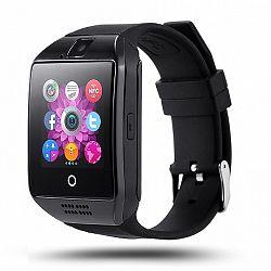 NEOGO SmartWatch Q18, okosóra, fekete
