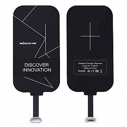 Nillkin Magic Tags Micro USB adapter vezeték nélküli töltőhöz, fekete