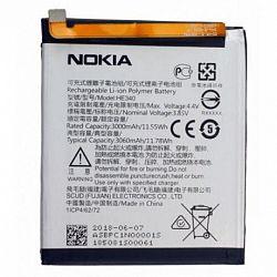 Nokia HE340 Li-ion akkumulátor 3000mAh, Nokia 7