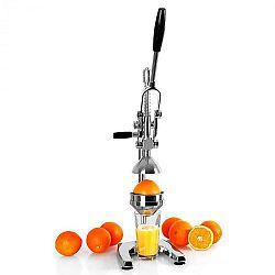 OneConcept Klarstein EcoJuicer XL, gyümölcsprés, nyomókaros mechanizmus
