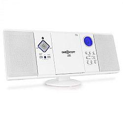 OneConcept V-12-BT bluetooth sztereó rendszer FM,USB,SD,AUX