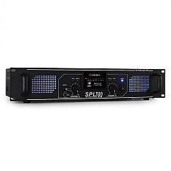 PA- Skytec SPL-700 USB-SD-MP3 HiFi-erősítő