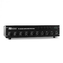 Power Dynamics PDV240Z, 240 W, 6-csatornás PA erősítő