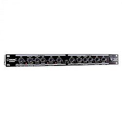 QTX CX34 crossover effektus, 2/3/4 csatorna, frekvenciaváltó