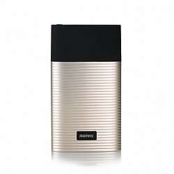Remax power bank RPP-27 10000 mAh Perfume Series, arany (AA-1255)