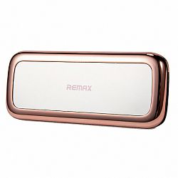 Remax power bank RPP-35 Mirror 5500 mAh, rózsaszín (AA-1219)