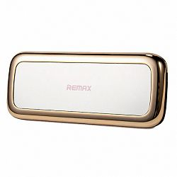 Remax power bank RPP-36 Mirror 10000 mAh, arany