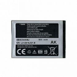 Samsung AB463446BU/AB463446BE Li-Ion akkumulátor 800 mAh, E250 E1200, bulk