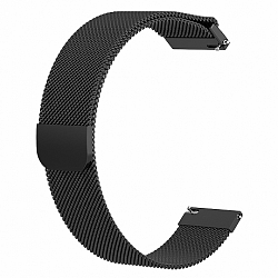 Samsung Galaxy Watch 42mm Milanese szíj, Black