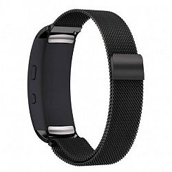 Samsung Gear Fit 2 Milanese szíj, Black