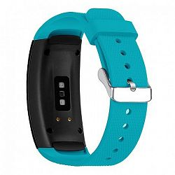 Samsung Gear Fit 2 Silicone Land szíj, Teal