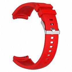 Samsung Gear S3 Silicone Davis szíj, Red