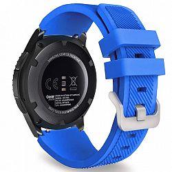 Samsung Gear S3 Silicone Sport szíj, Blue