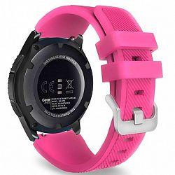 Samsung Gear S3 Silicone Sport szíj, Pink