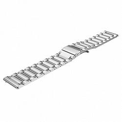 Samsung Gear S3 Stainless Steel szíj, Silver