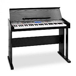 SCHUBERT Carnegy-61, elektromos zongora, 61 billentyű, MIDI