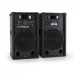 Skytec Aktív PA SPA1200 hangszórószett, 1200 W, USB-SD-MP3