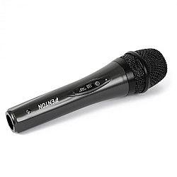 Skytec Fenton dinamikus kézi mikrofon, fekete, 4 m kábel