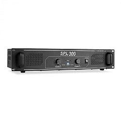 Skytec SPL 300 DJ PA audio erősítő, 300 W, LED