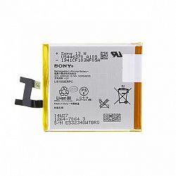 Sony LIS1502ERPC Li-Ion akkumulátor 2330 mAh, Xperia Z C6603, bulk