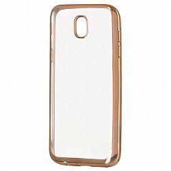 Szilikon tok Metalic Slim Samsung Galaxy J5 2017 Arany