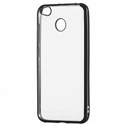 Szilikon tok Metalic Slim Xiaomi Redmi 4X Fekete