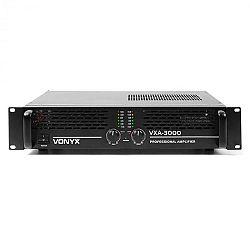Vonyx Sky-3000MKII PA erősítő, 3000 W, hidalható