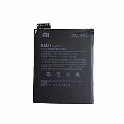 Xiaomi BM21 Li-Ion akkumulátor 2900 mAh, Redmi Note, bulk