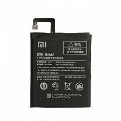 Xiaomi BN42 Li-Ion akkumulátor 4100 mAh, Redmi 4, bulk