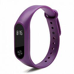 Xiaomi Mi Band 2 Silicone szíj, Purple