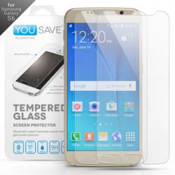 YouSave kijelzővédő üveg Glass Screen Protector X 2 Samsung Galaxy S6 átlátszó