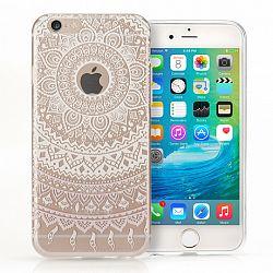 YouSave műanyag tok TPU Patterned Gel iPhone 6/6s Fehér