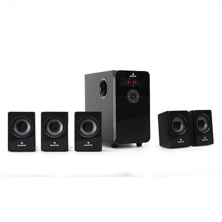 5.1 hangfal rendszer Auna HF583, USB, SD, MP3, rádió,5000W