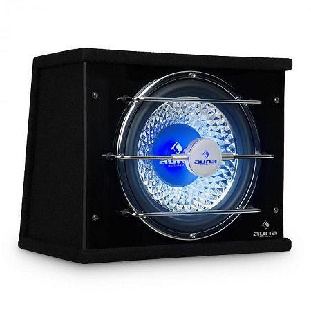 Auna hangfal 30 cm-es subwooferrel és 800 W teljesítménnyel,