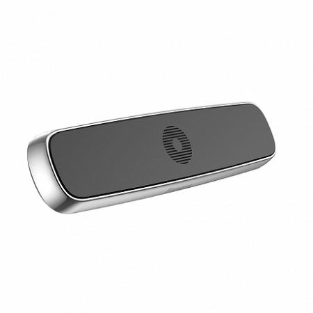 Baseus Double Clip mágneses autós tartó, ezüst (SUHS-DP0S)