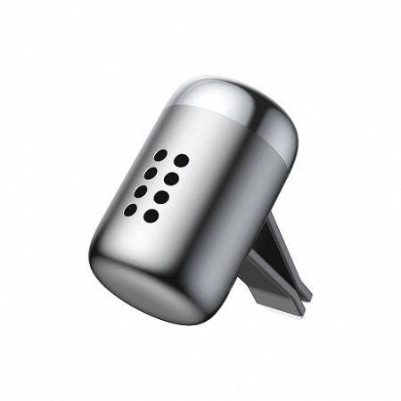 Baseus Little Fatty autóillatosító, ezüst (SUXUN-PDA0S)