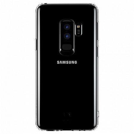 Baseus Simple Series szilikon tok Samsung Galaxy S9 Plus, átlátszó