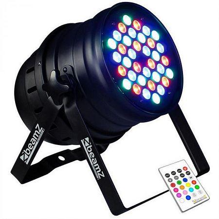 Beamz LED PAR 64 Can 36, 120 W, RGBW, LED reflektor
