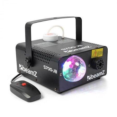 Beamz S-700-JB, ködgép, Jelly Ball, LED
