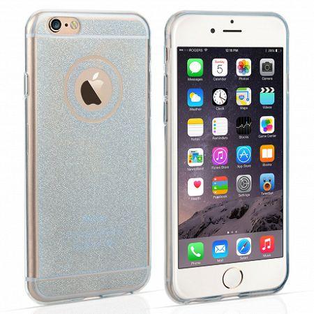 Caseflex szilikon tok Flash Soft iPhone 6/6s Kék