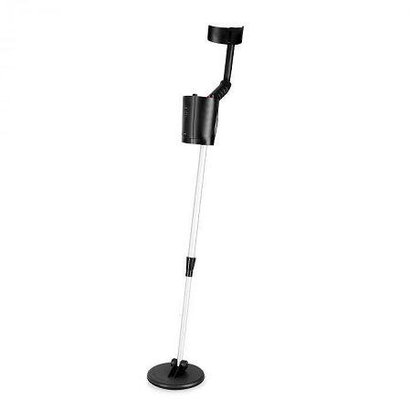 DURAMAXX fémdetektor, vízálló 16,5 cm-es szonda, 1,5 m-es érzékenység