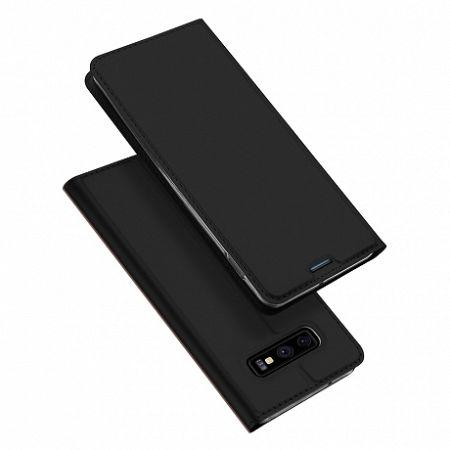 DUX DUCIS Skin Pro bőrtok Samsung Galaxy S10e, fekete