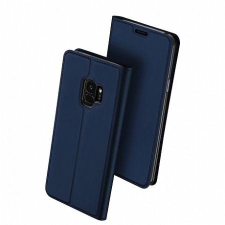 DUX DUCIS Skin Pro bőrtok Samsung Galaxy S9 G960, kék
