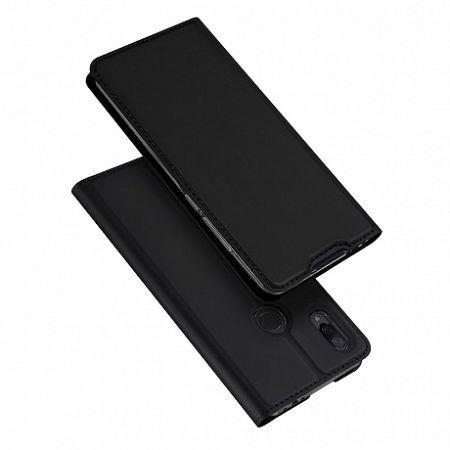DUX DUCIS Skin Pro könyv bőrtok púzdro Xiaomi Redmi Note 7, fekete