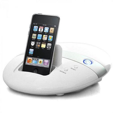Elonex iGame V60, iPod dokkoló és játékkonzol, 10 játék