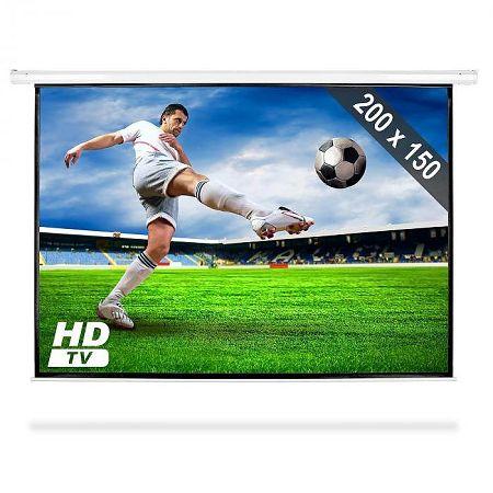FrontStage PSEC-100, vetítővászon, HDTV, 200 x 150 cm 4:3
